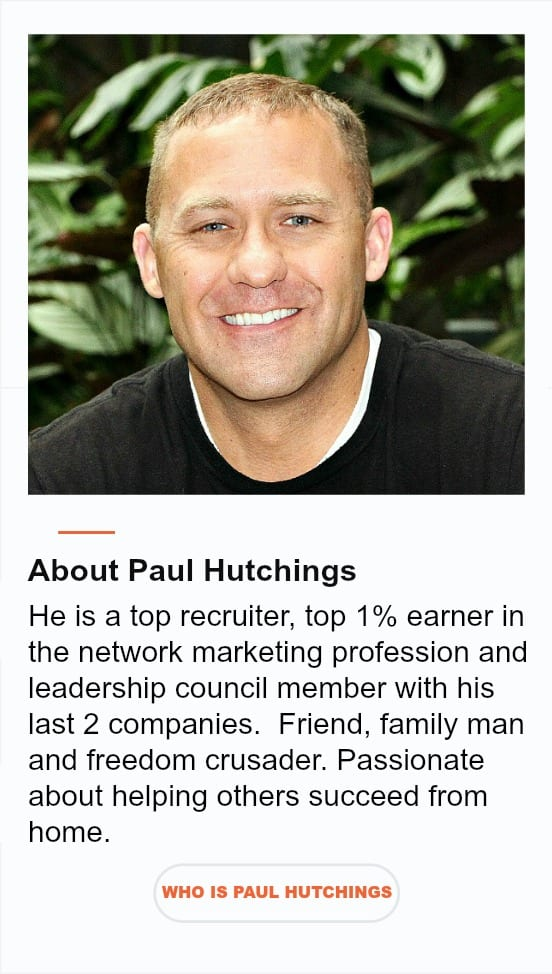 Who is Paul Hutchings
