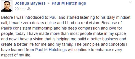joshua-paul-hutchings-testimonial-review